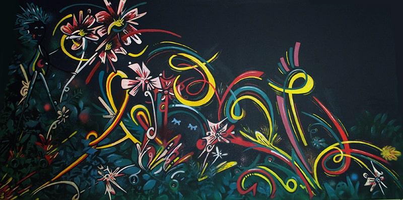 Fleurs et voluptes, 2012