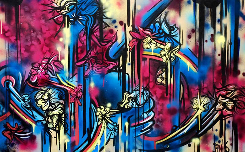 Graff sur lierre 6, 2014