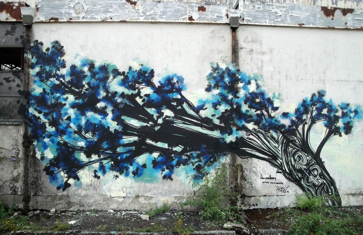 Les arbres, mes amours